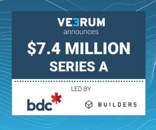 VEERUM Raises $7.4 Million in Growth Capital