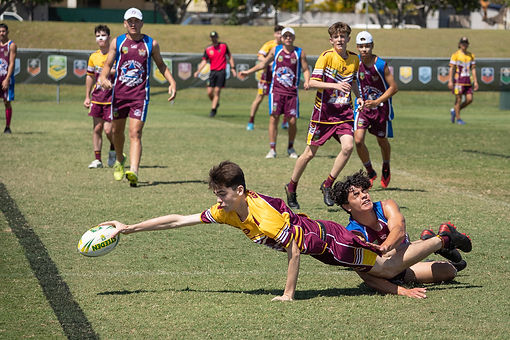 National Youth Touch Football Championsh