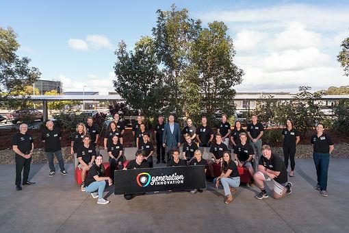 Generation Innovation summit at Sunshine
