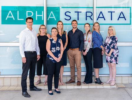 Corporate Headshots for Alpha Strata in