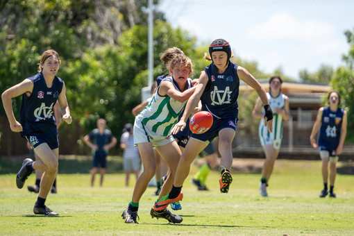 AFL Queensland Schools Cup 2020 held at