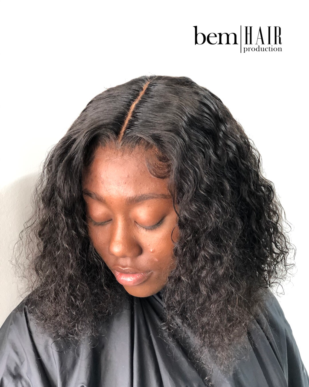 Frontal Sew-in, w adhesive