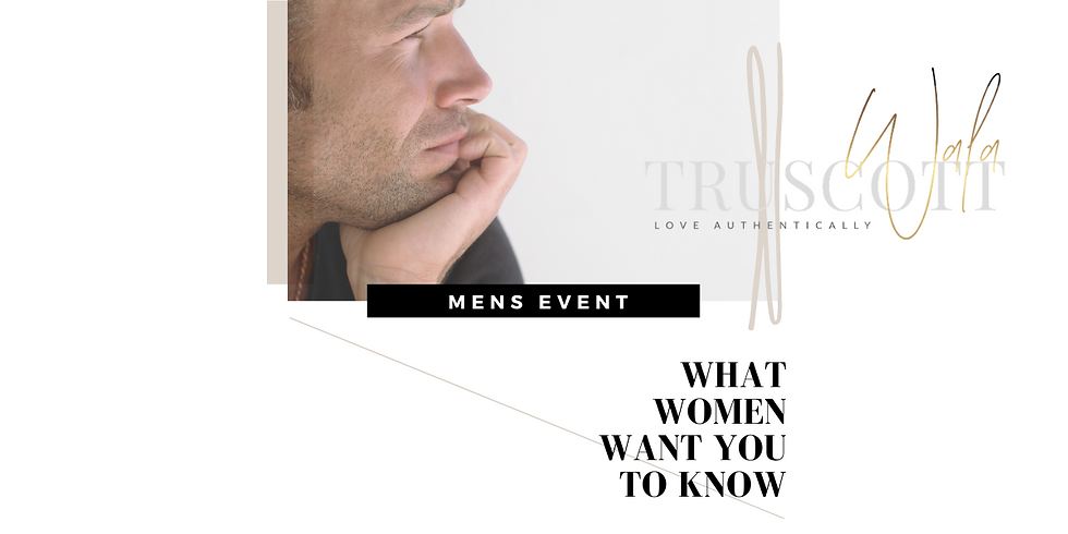 (LIVE 3-HRS) BE THAT GUY - WHAT WOMEN WANT YOU TO KNOW