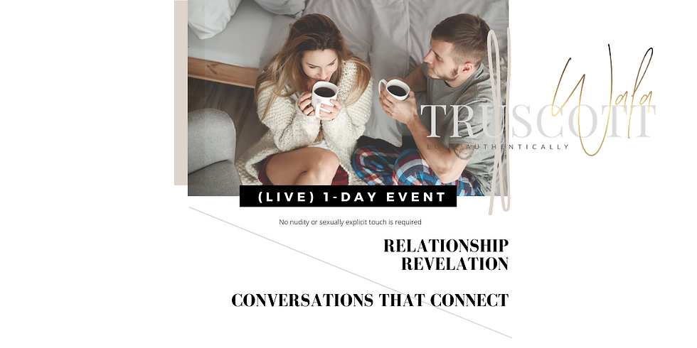 (LIVE 1-DAY) ADEL EVENT - CONVERSATIONS THAT CONNECT