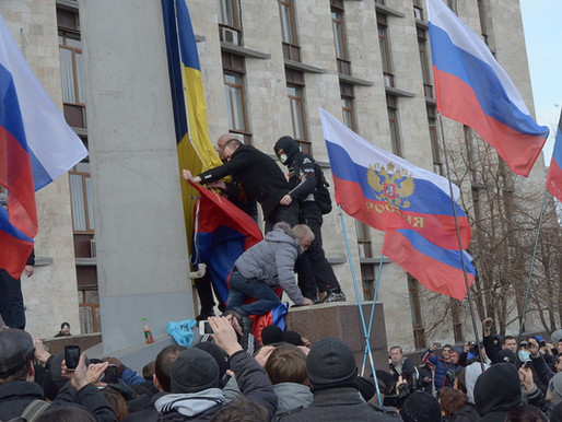 """The """"Mariupol Standoff"""", or the Development of a New Relationship between East and West"""