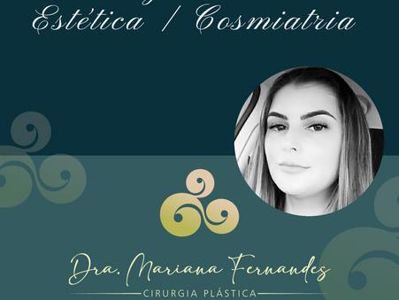 ESTÉTICA / COSMIATRIA / HARMONIZAÇÃO FACIAL