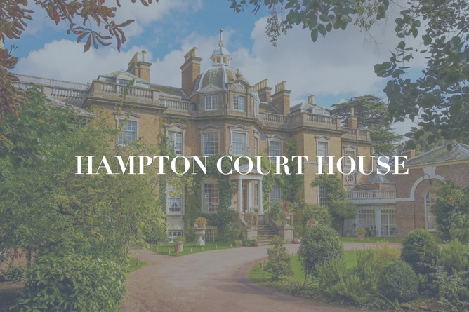 Hampton Court House Party bySophieAmor.j