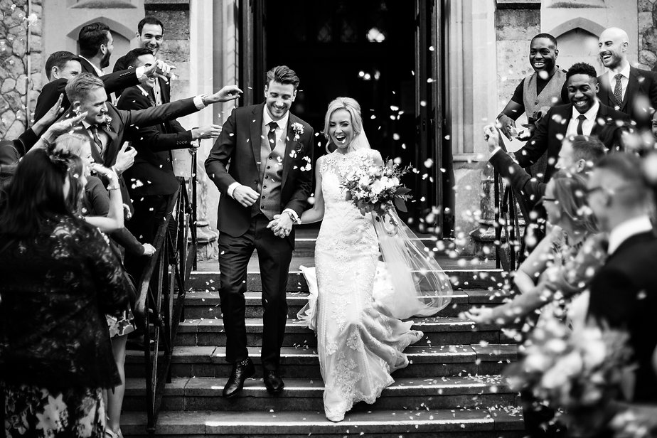 By Sophie Amor Nonsuch Mansion Wedding P