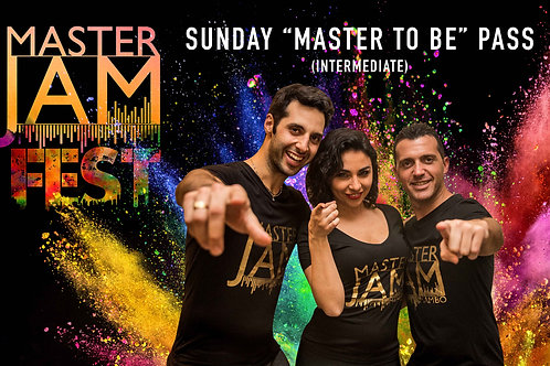 "Sunday ""Master To Be"" (Intermediate)"