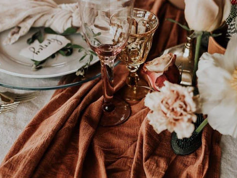 Postponing your wedding from Summer to Autumn-Winter Throw the rule-book out the window (sort of!)