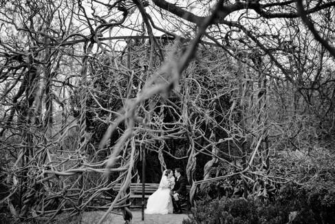 KewGardens-Weddingcouple