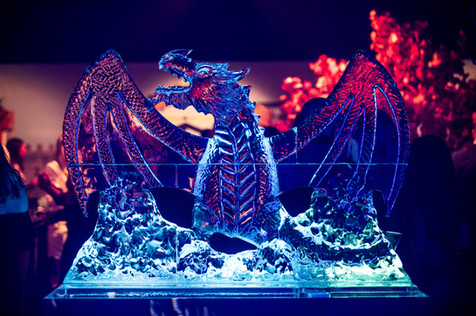 Game-of-thrones-marquee-party-theme-ice-dragon