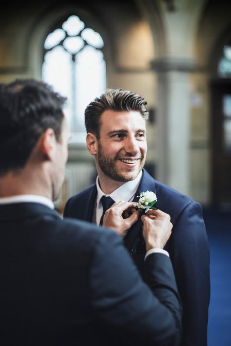 Groom-WeddingPlanner-Surreywedding-smile