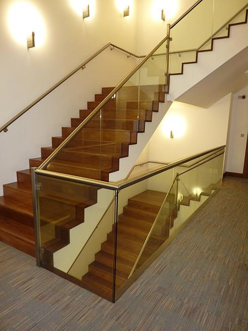 Office Balustrade London