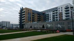 London glass balconies
