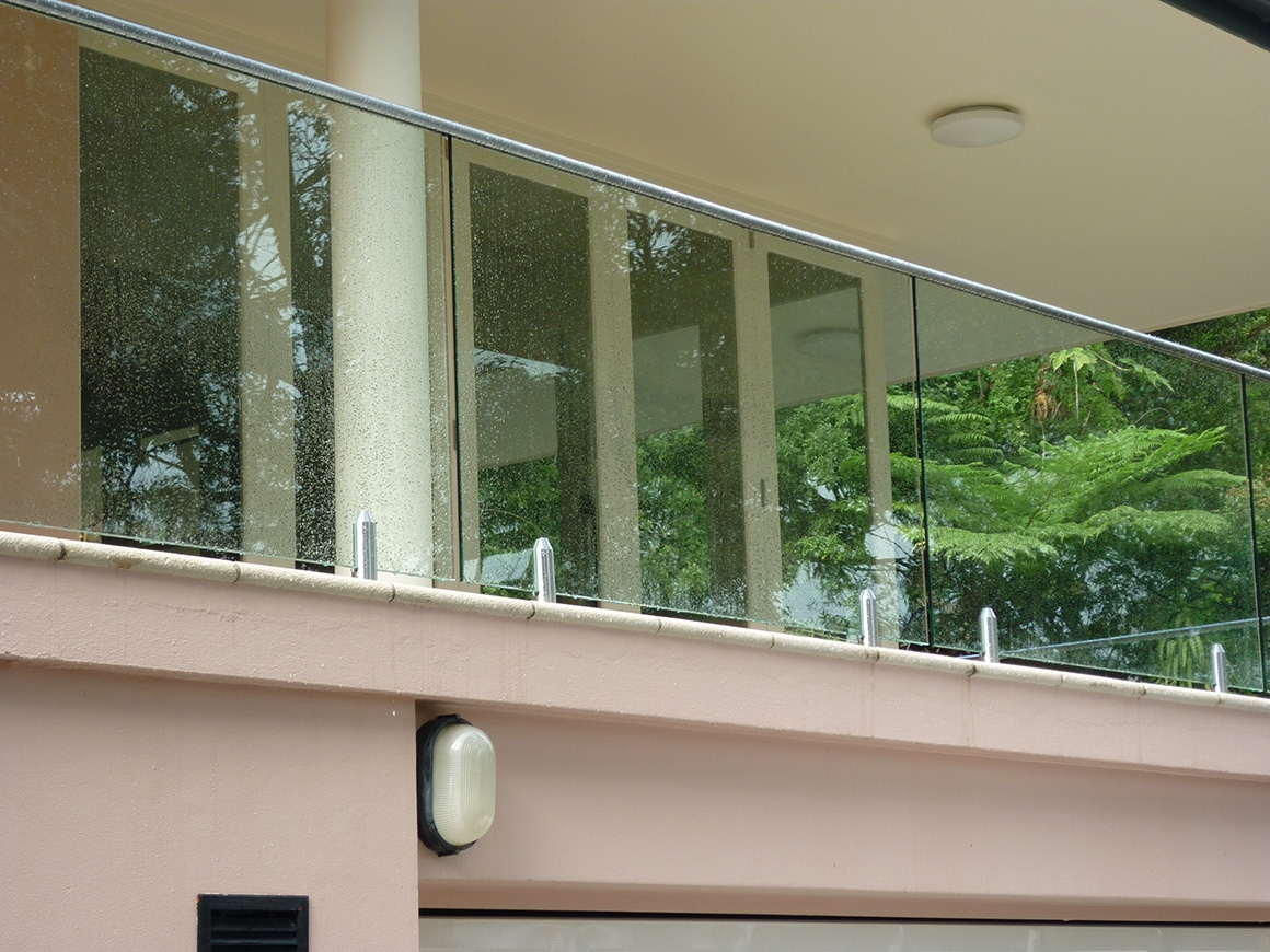 London glass balustrades