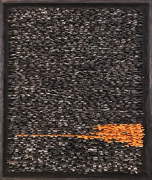 Orange Transient Spike 1 Michael Stecky art