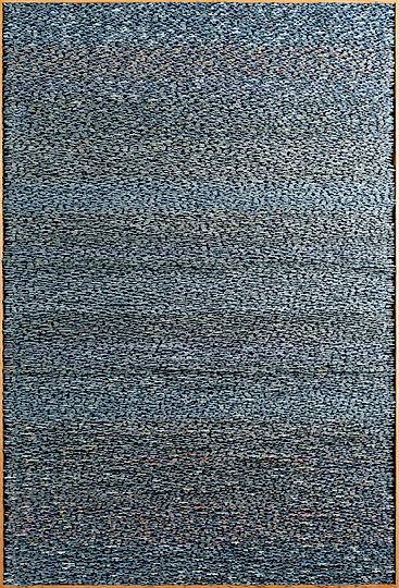 Blue Monochrome 1