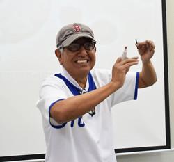 Javier Navarro, PhD.