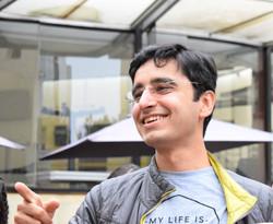Saad Bhamla, PhD.