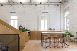 Republica 358 - Office kitchen