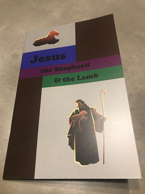 Jesus: The Shepherd & TheLamb - EBook