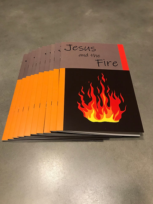 Jesus and the Fire Mega Ministry Pack