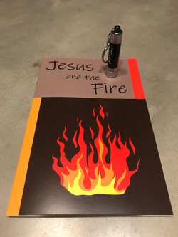 Jesus and the Fire Collection