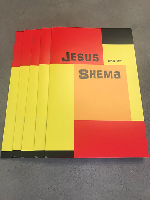 Jesus and the Shema Mini Ministry Pack