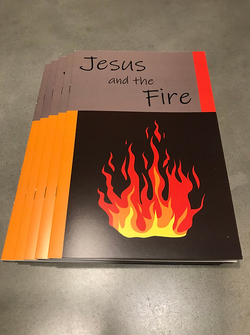 Jesus and the Fire Mini Ministry Pack