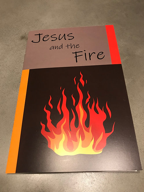 Jesus and the Fire Devotional