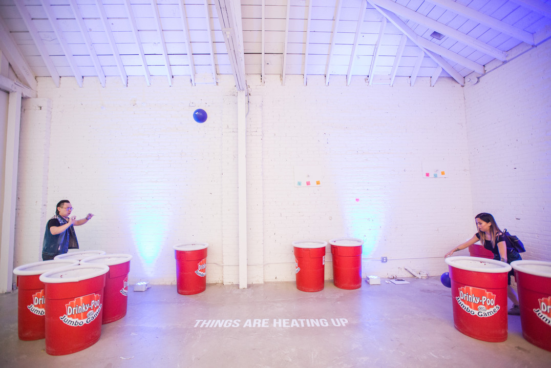 Lizzy Liz Event Planning and Design - Downtown Los Angeles - Honey Pot venue