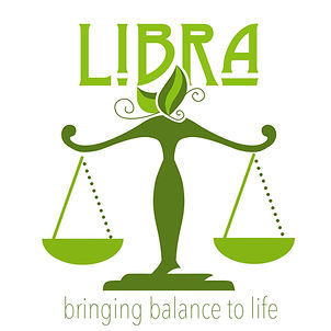 libra scales balance bookkeeping