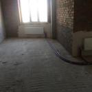 Смонтировано отопление до 16 этажа 4 бс