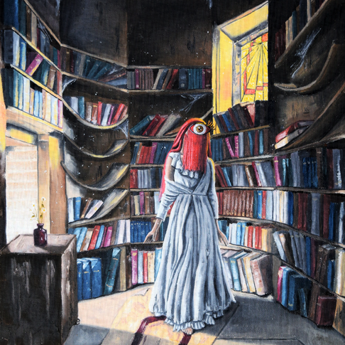 The Librarian, for Travelers