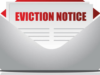 What reasons do landlords need to evict a tenant?