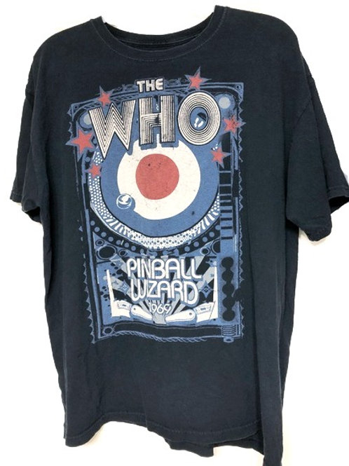 """The Who"" XL Vintage T-Shirt"