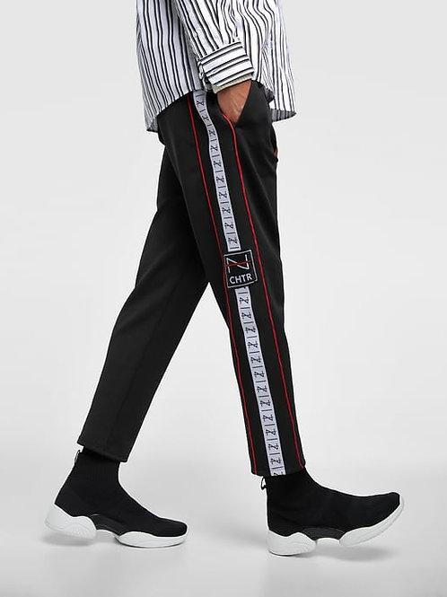 ZARA Side Striped Jogging Trousers