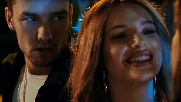 Liam Payne's Bedroom Floor MV with Bella Thorne! Watch HERE!