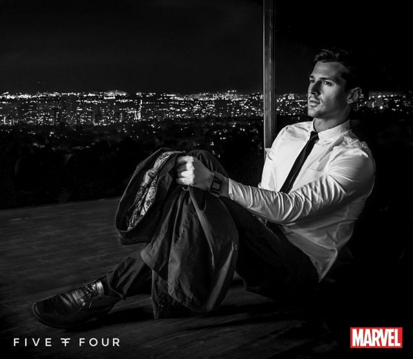 Who Knew? Marvel Launches Men's Fashion Line