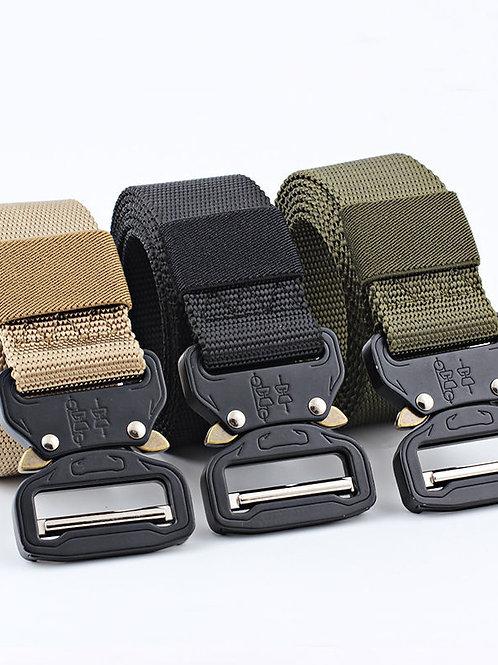Leatha Nylon Tactical Belt