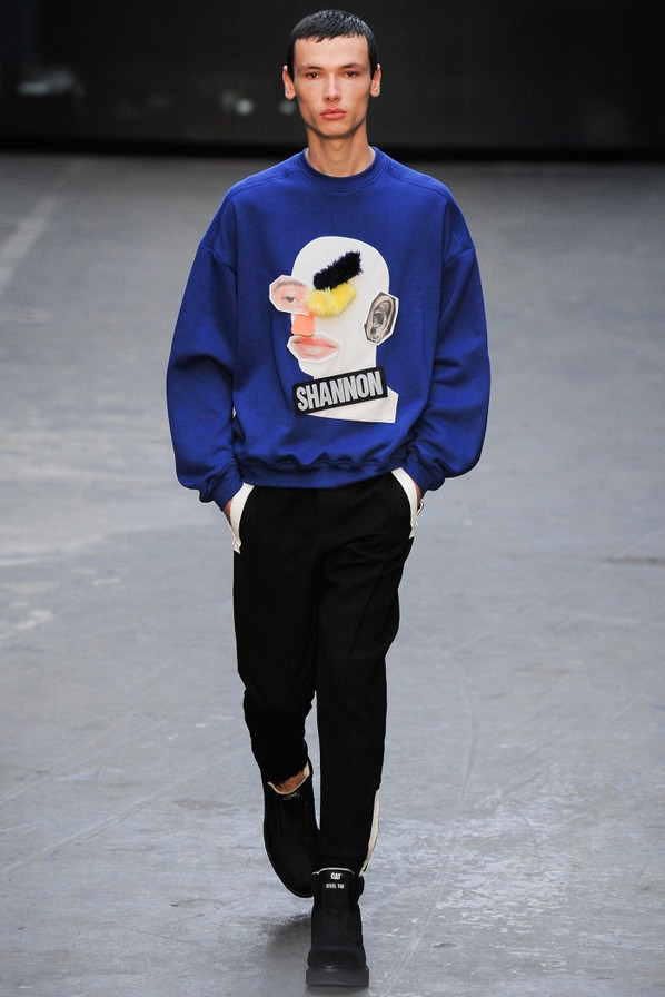 FW 2015 Menswear   Best of the Best Pt 2   LONDON COLLECTIONS