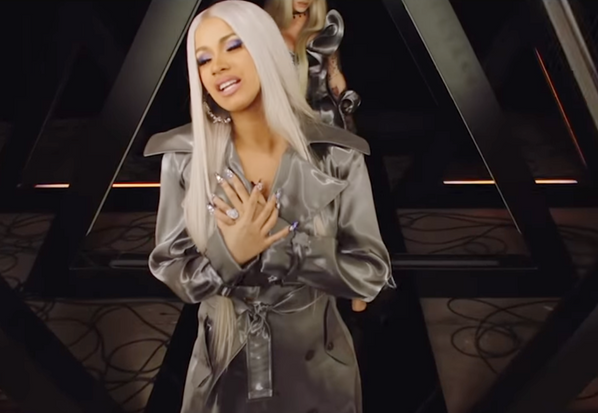 Cardi B - Ring (feat. Kehlani) Official Video