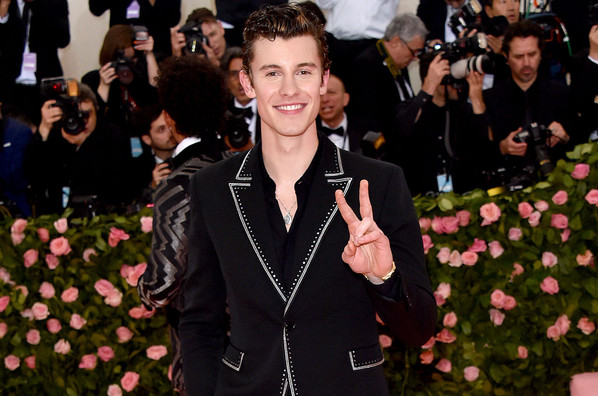 See How Shawn Mendes Got Dressed For The 2019 Met Gala With VOGUE!