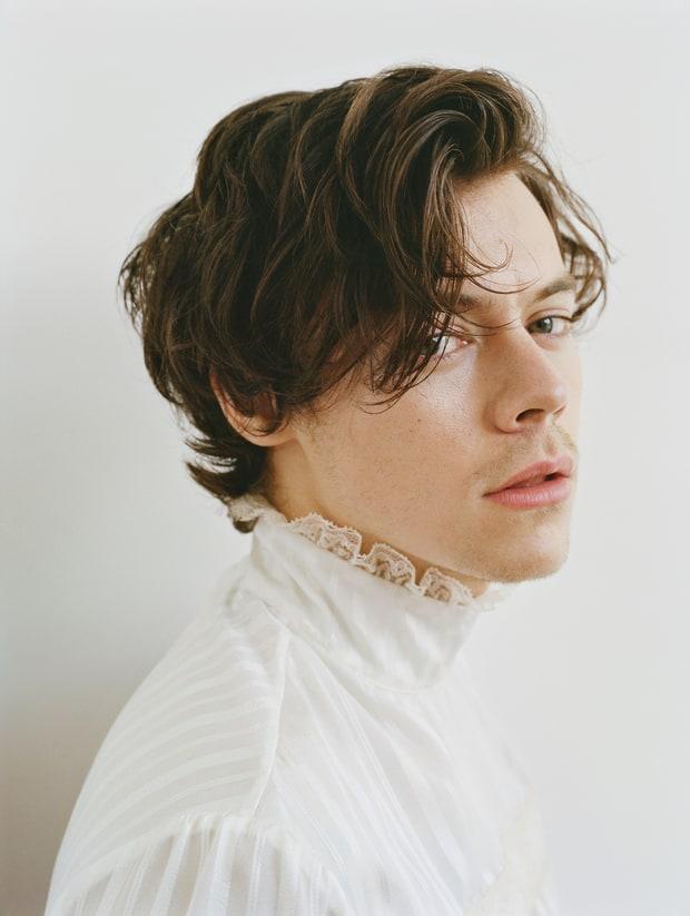 Harry Styles for RollingStone