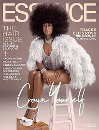 Essence Magazine Oct 2019 on Boy Meets S