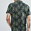 Thumbnail: ASOS DESIGN Viscose Printed Palm T with Revere Collar