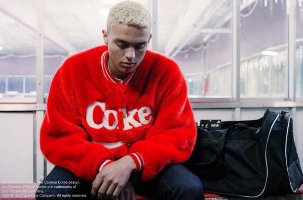 Coca-Cola by JOYRICH FW'15