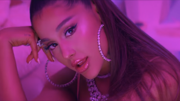 "Ariana Grande Is A Sexy Money Hungry Savage In New Music Video,""7 RINGS""-MUST WATCH"