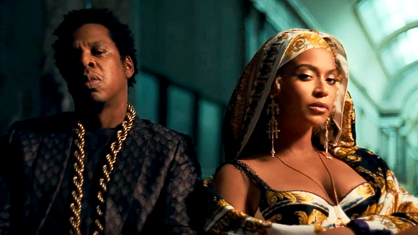 Beyoncé & JAY-Z, aka The Carters, drop music video for 'APESHIT'!
